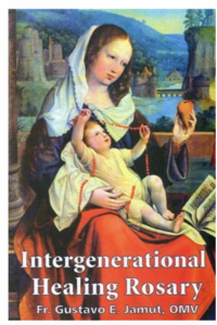 Intergenerational Healing Rosary book