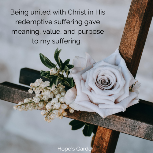 Suffering with Purpose