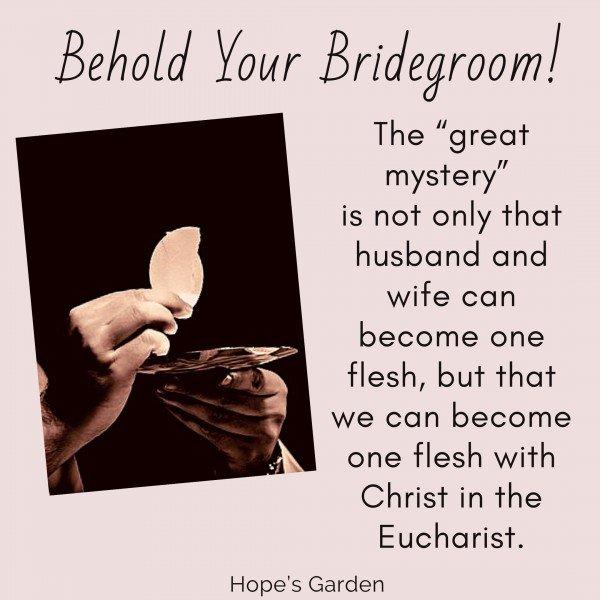 The Eucharistic Kiss