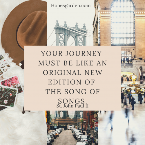 Your Unique Song of Songs