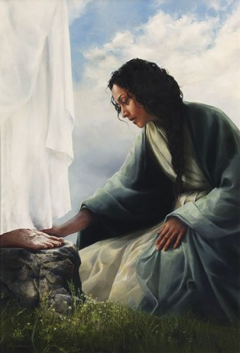Consoling Jesus