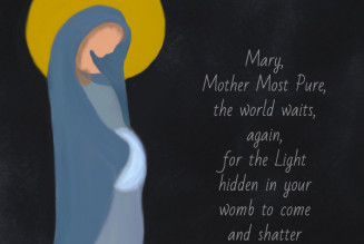 Mary Bearer of the Light