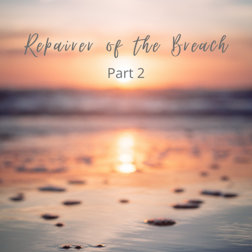 Repairer of the Breach, Part 2