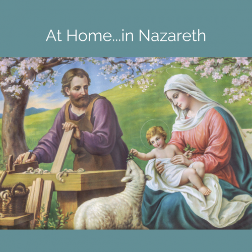 At Home…in Nazareth
