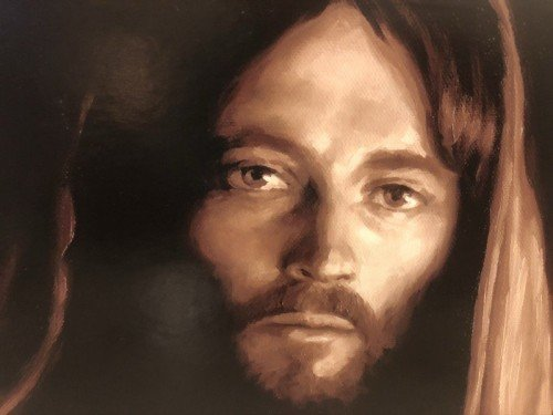 The Healing Gaze of Christ